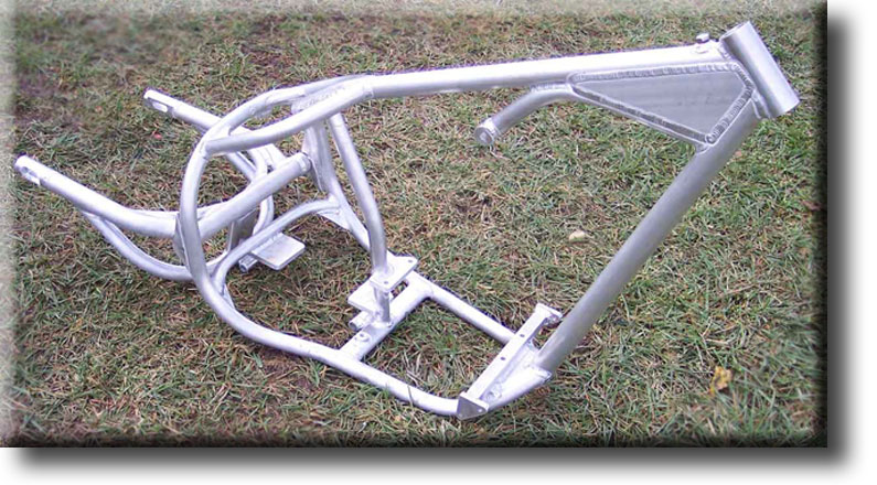 custom softail motorcycle frames. R\u0026R Motorcycle Frames Are Made From The Highest Quality Aluminum. Then T.I.G. Welded To Create Lightest And Strongest Custom Frame You Can Softail F